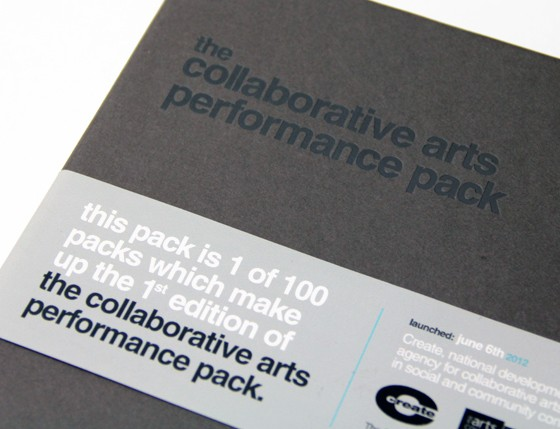 Collaborative Arts Performance Pack Week 01 Artist