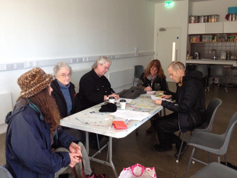 Collaborative Arts Week 7