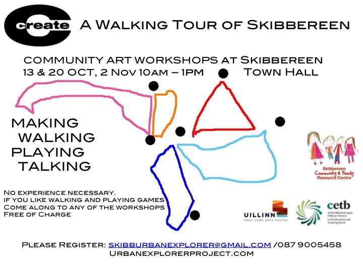 Walking Tours of Skibbereen